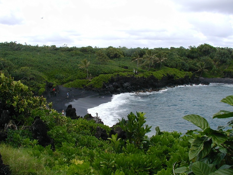 Division of State Parks   Waiʻānapanapa State Park